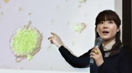 Dr Haruko Obokata