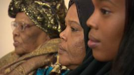 Three generations of a Somali family scarred by the practice