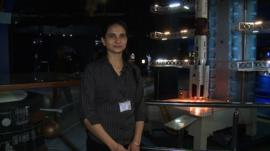 Space scientist, Minal Sampat