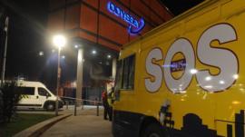SOS Bus