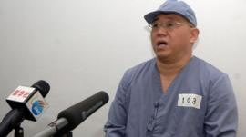 Kenneth Bae, a Korean-American Christian missionary who has been detained in North Korea for more than a year