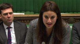 Shadow Minister for Public Health Luciana Berger
