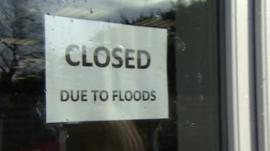 Oxfordshire businesses continue to count the cost of the winter's floods