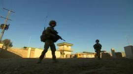 The Royal Anglian Regiment in Afghanistan