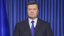 President Yanukovych