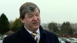 Scottish Secretary Alistair Carmichael