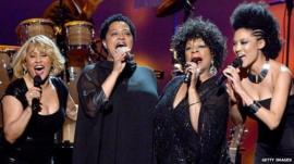 Darlene Love, Lisa Fischer Merry Clayton and Judith Hill