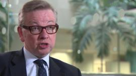Michael Gove MP, Education Secretary