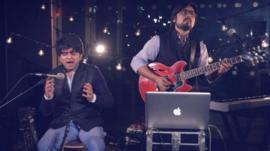 Adi and Suhail