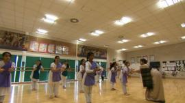 Chitraleka Dance Company at King Edward VI Handsworth School