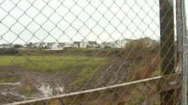 The retail chain wanted to build a supermarket at Leyland Road on the edge of Ballycastle