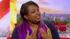 Children's laureate Malorie Blackman