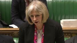 Theresa May MP
