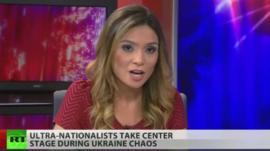 Liz Wahl, Russia Today presenter