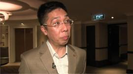 Peter Chong