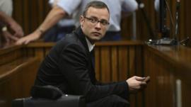Oscar Pistorius in court 14/03/14