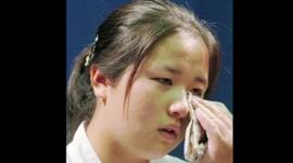 Kim Un Kyong, daughter of Megumi Yokota