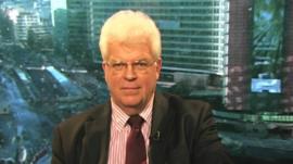 Vladimir Chizhov on The Andrew Marr Show
