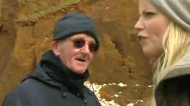 Michael Kennedy talks to Countryfile's Ellie Harrison