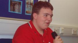 School Reporter Jamie from Phoenix School