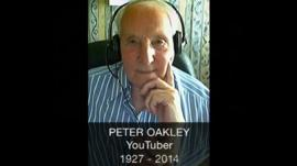 YouTube sensation Peter Oakley dies