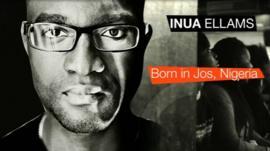 Nigeria's Inua Ellams