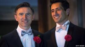 Peter McGraith (left) and David Cabreza (right)