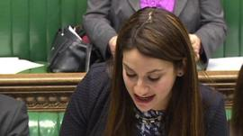 Shadow health secretary Luciana Berger