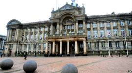 Birmingham City Council headquarters