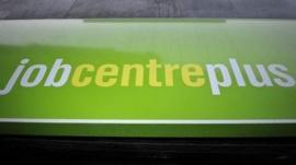 jobs centre plus sign