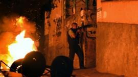 Violence in Rio