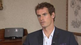 Andy Murray Q+A