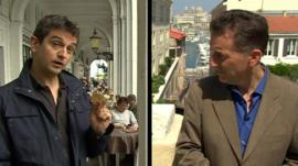Matthew Price in Hamburg and Chris Morris in Marseille