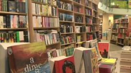 Bookshop in Mumbai