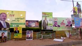 Battle for votes in Iraq