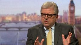 Volodymyr Khandogiy, Ukraine's ambassador to the UK