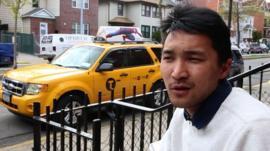 Sherpa in New York