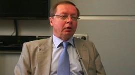 Russian Ambassador to OSCE, Andrei Kelin