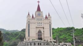 Church in Wenzhou