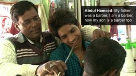 Abdul Hameed, India