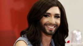 Eurovision winner Conchita Wurst
