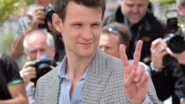 Matt Smith in Cannes