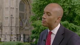 Chukka Umunna MP