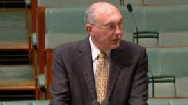 Australian Deputy PM Warren Truss