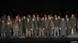 Royal Opera House Community Ensemble in Dialogues des Carmelites