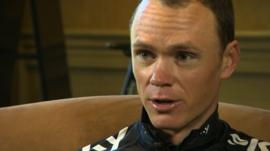 Wiggins issues put to bed - Froome