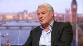 Paddy Ashdown on The Marr Show