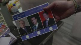 Syrian candidates