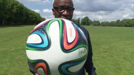 The Brazuca will be used in every game in the World Cup