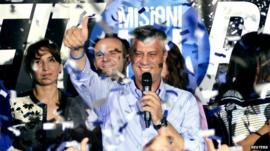 Leader of the Democratic Party of Kosovo